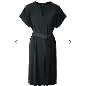 Topshop midi tunic dress